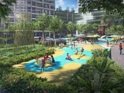 Dự án The Infiniti at Riviera Point – thiên đường cho trẻ vui khỏe lớn khôn