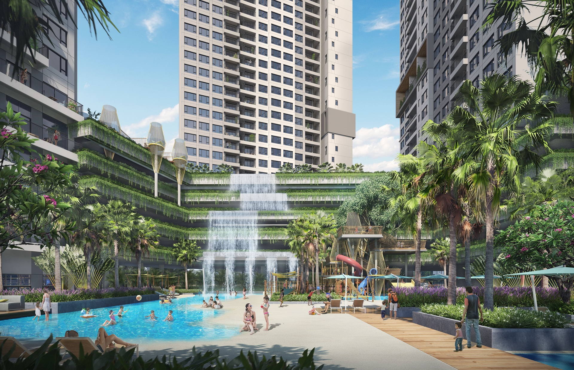 The View - Riviera Point Keppel Land quận 7 - Thiên đường sống chuẩn Singapore giữa lòng khu Nam. 2