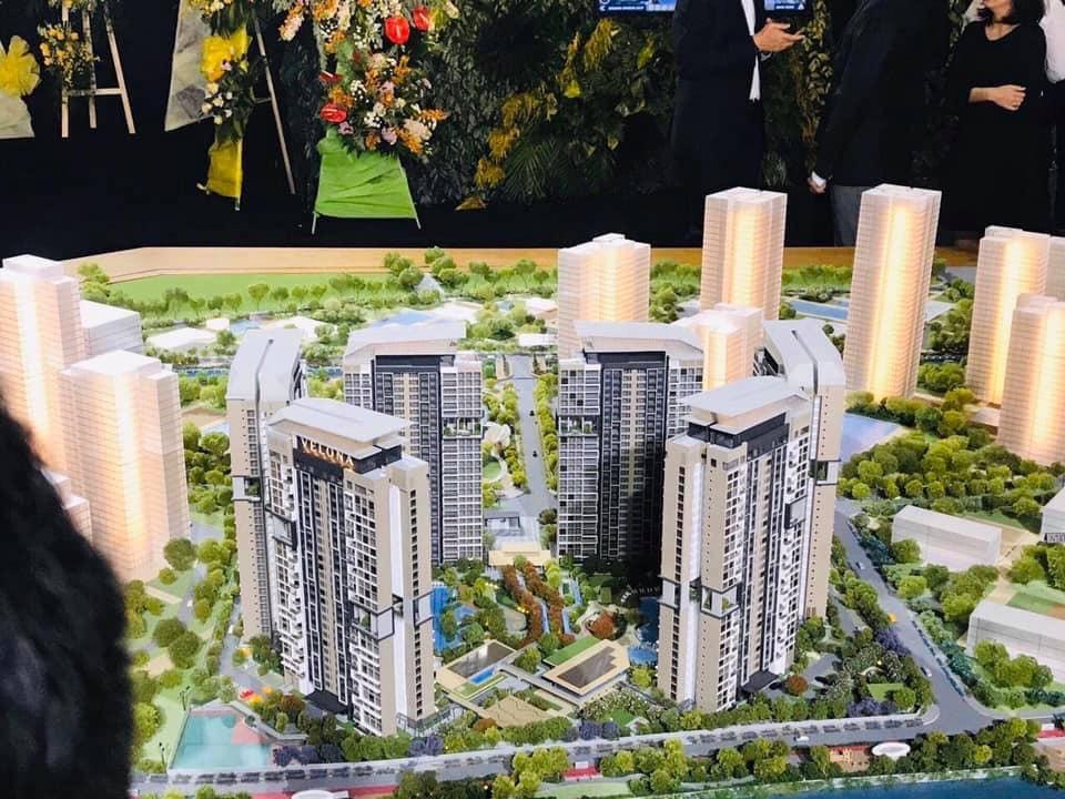 Tiện ích dự án Căn hộ Velona Keppel Land - Saigon Sports City tại quận 2