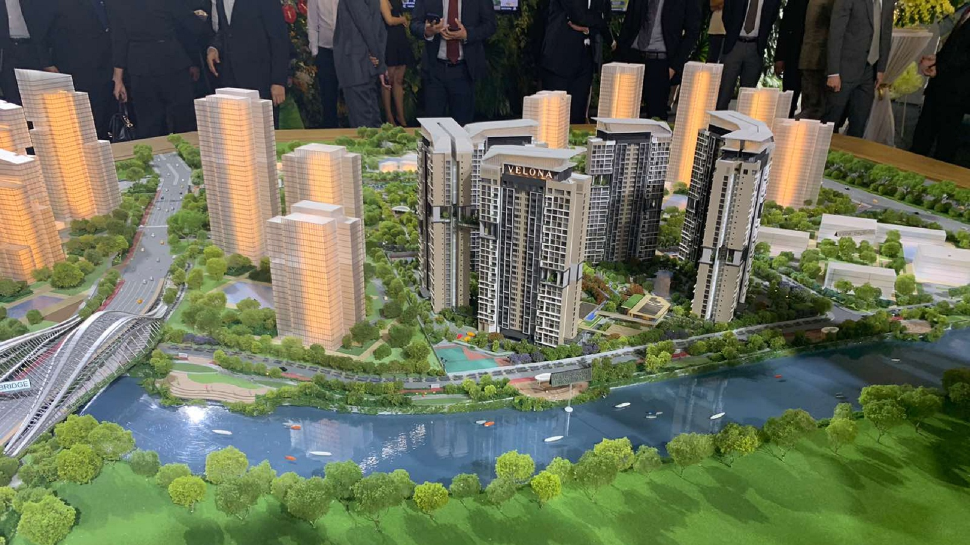 Banner dự án Saigon Sports City tại quận 2 - Căn hộ Velona Keppel Land 8